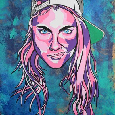 Pink Cara by Seboh